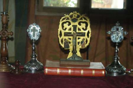 Manastirea Sfantul Ioan Botezatorul Alba 07