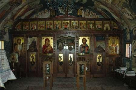 Manastirea Sfantul Ioan Botezatorul Alba 08