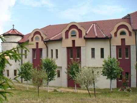 Manastirea Sfantul Ioan Botezatorul Alba 12
